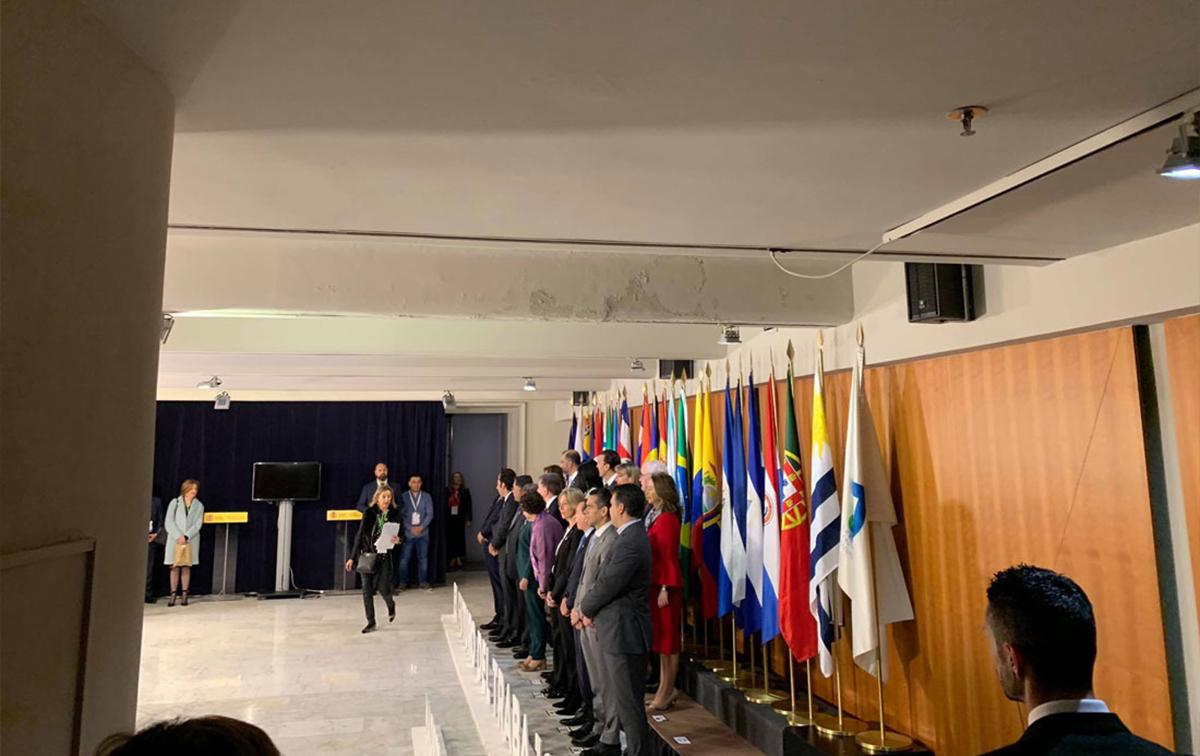 2-ConferenciaMinistrasMinistrosTrabajoIberoamérica