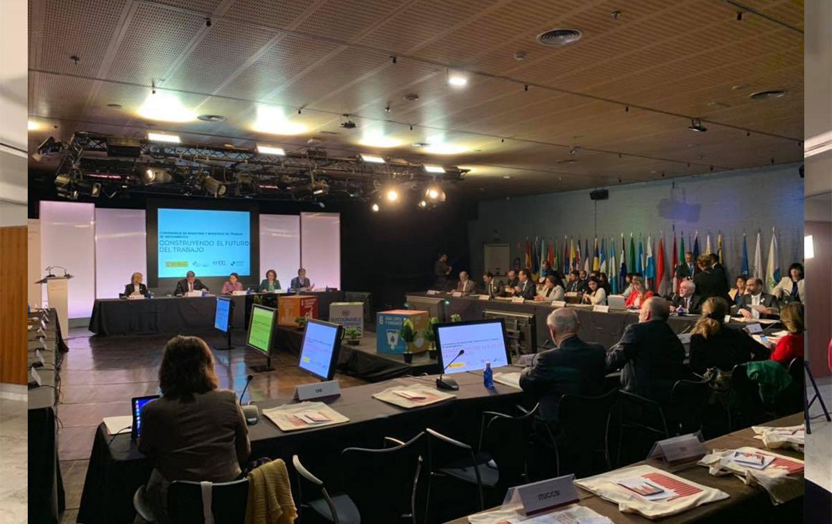 3-ConferenciaMinistrasMinistrosTrabajoIberoamérica